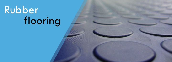 Rubber Flooring at Surefit Carpets